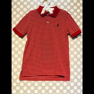 Polo - Boy's Mesh Polo Shirt
